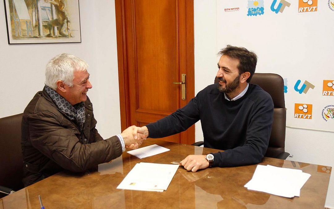 Márgenes y Vínculos y el Ayuntamiento de Tarifa firman un convenio de colaboración