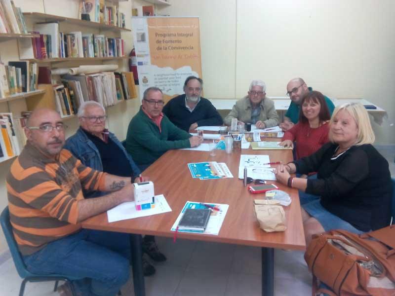 Un Barrio de todos se reúne con los colectivos vecinales de la Zona Sur de Algeciras