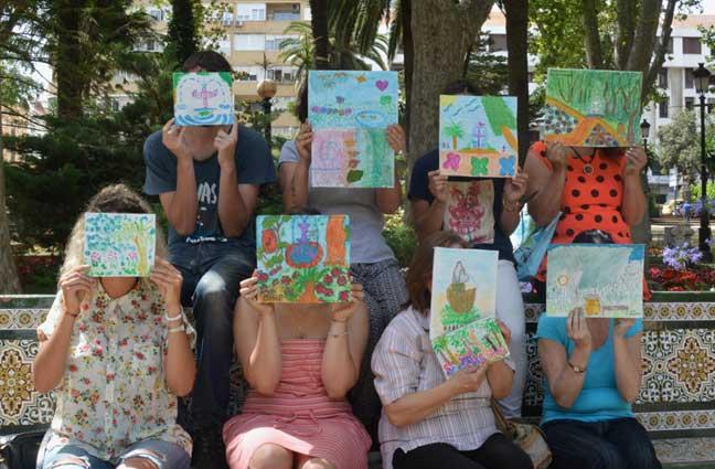 Un paseo con arte. La pintura como vía de desarrollo personal y social