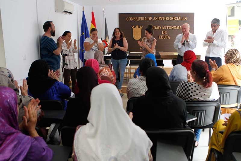Márgenes y Vínculos clausura el taller de alfabetización