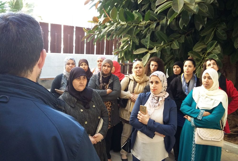 Visita a la Puerta Califal