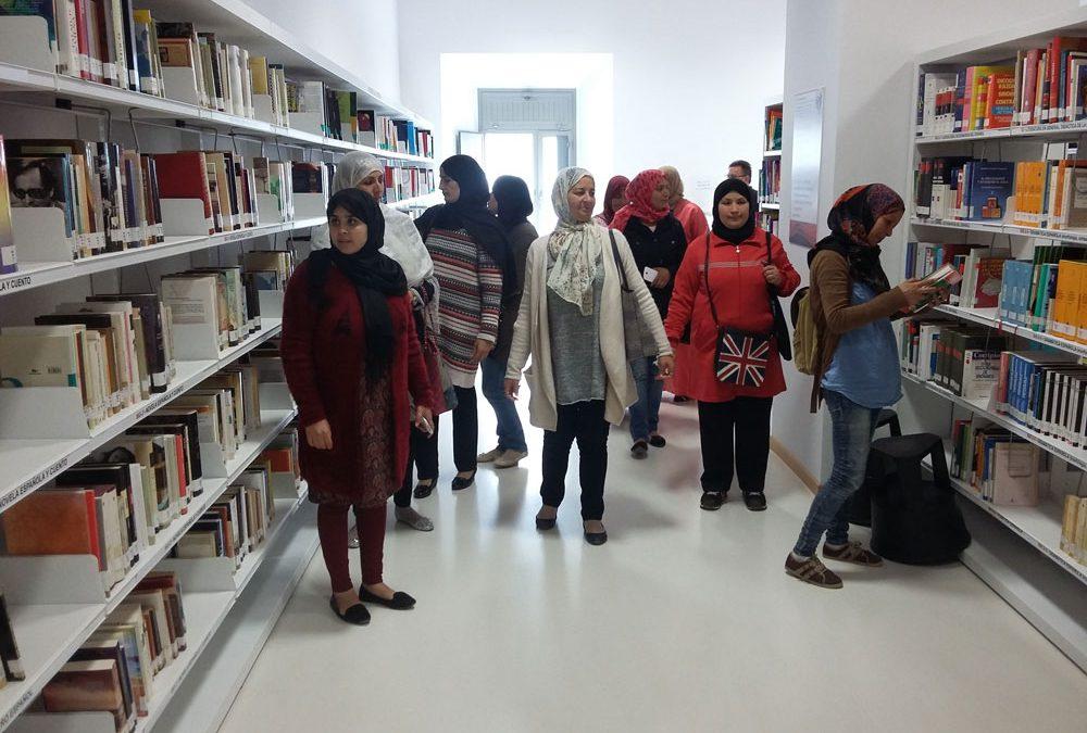 Visita al «Campus Universitario»
