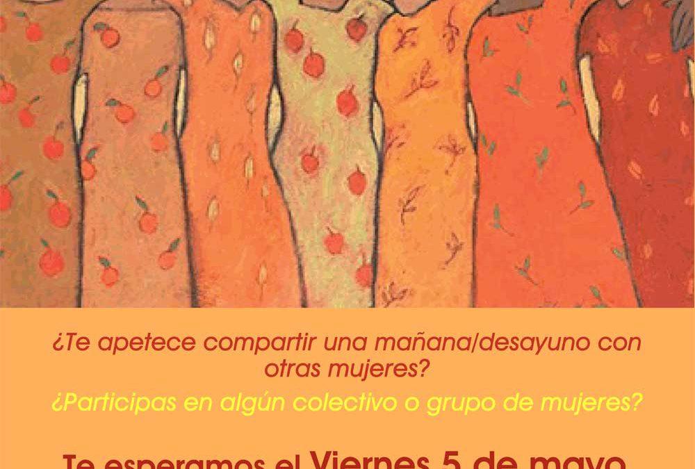 El Encuentro Local de Mujeres en Los Barrios celebra una mañana con desayuno en la Casa de la Cultura