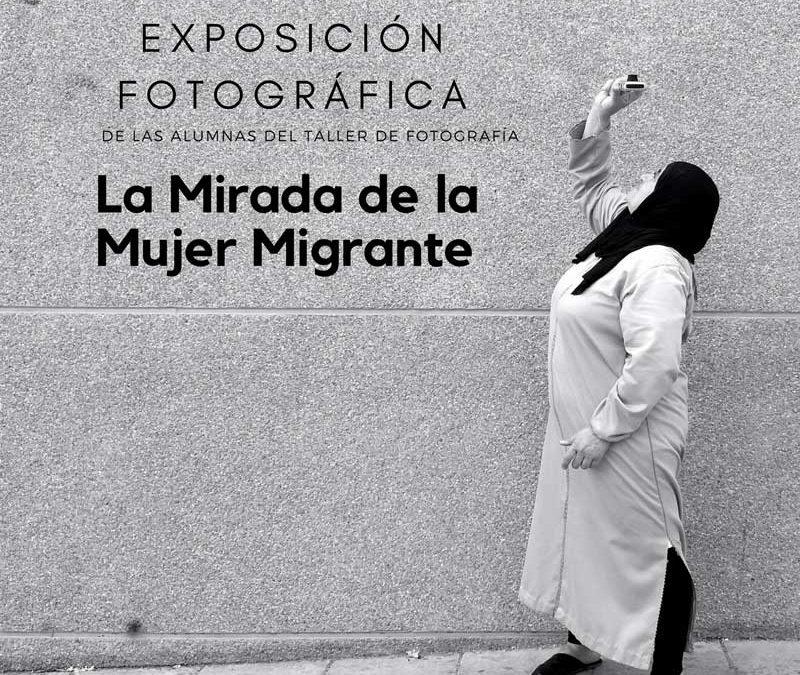 Inauguramos la Exposición de las alumnas del Taller de Fotografía para mujeres migrantes