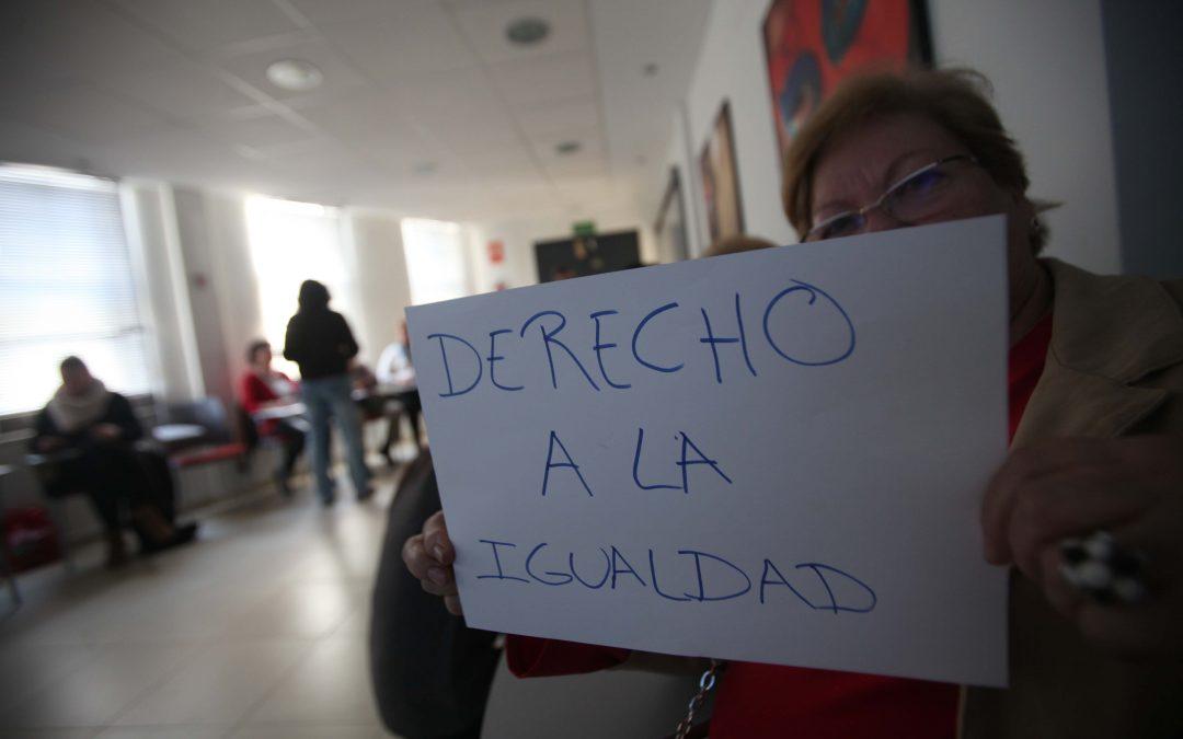 Presentacón del programa de atención a mujeres víctimas de violencia sexual en la IV Feria de la Igualdad de Gran Canaria