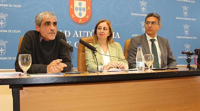 Presentación del Programa «Mi Cuerpo es un Tesoro» en Ceuta