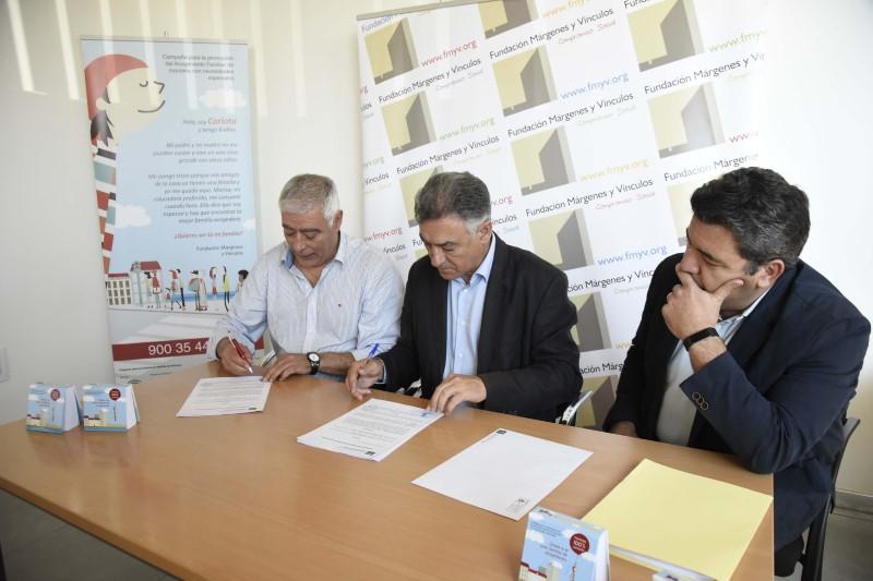 Nuevas instalaciones de la Fundación Márgenes y Vínculos en La Piñera