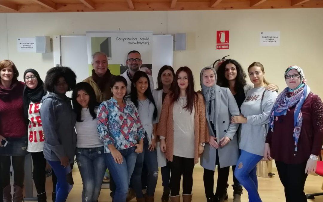 Nueva edición del Programa Mujeres Migrantes como agente de cambio social en Salud Aurora