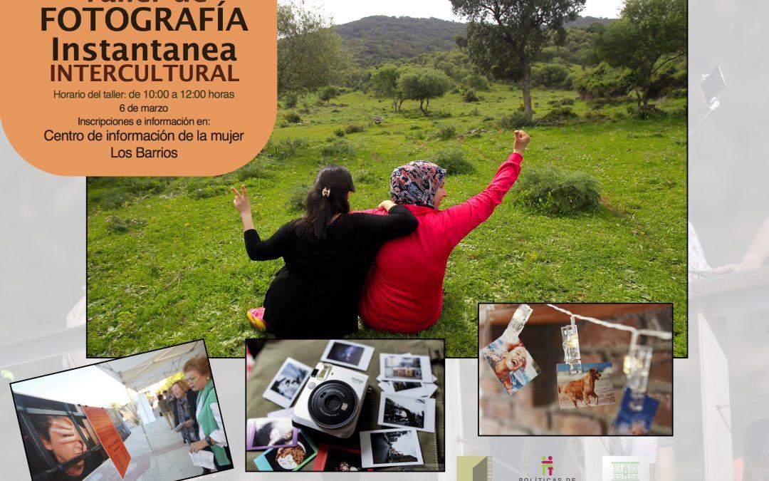 Fotografía instantánea para sensibilizar sobre la diversidad cultural y de género en Los Barrios