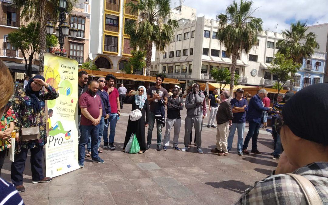 La Fundación Márgenes y Vínculos abre un Círculo de lectura como complemento a sus clases de español y alfabetización