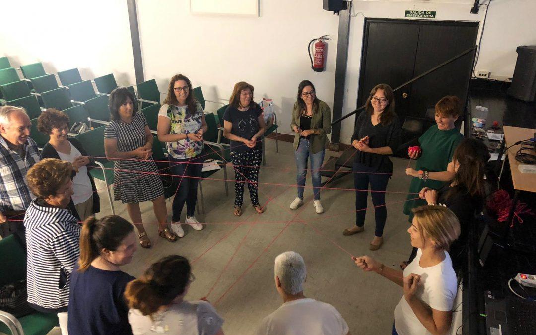 Adultos de Serradilla reciben talleres a través del Pacto de Estado contra la Violencia de género