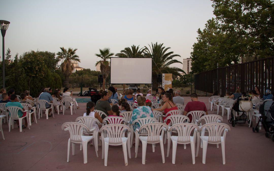 El Saladillo disfruta esta noche de Campeones, primera película del programa estival Cine bajo las estrellas