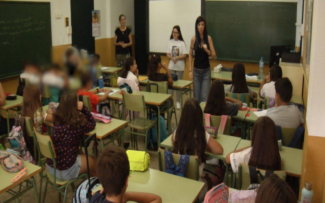 """Más de un millar de niños y niñas ceutíes participan en el programa contra la violencia sexual """"Mi cuerpo es un tesoro"""""""