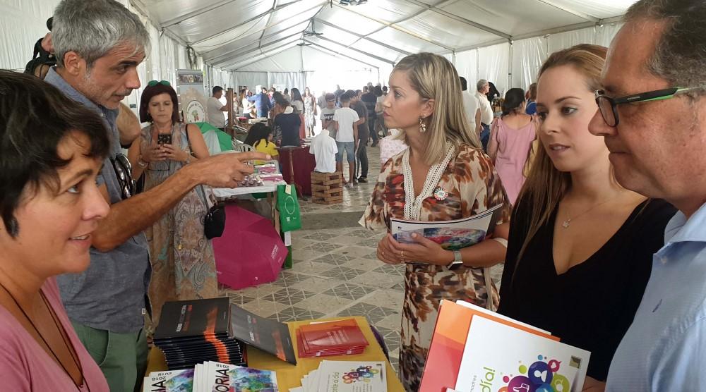 Participamos en la Feria Alcalá Solidaria 2019