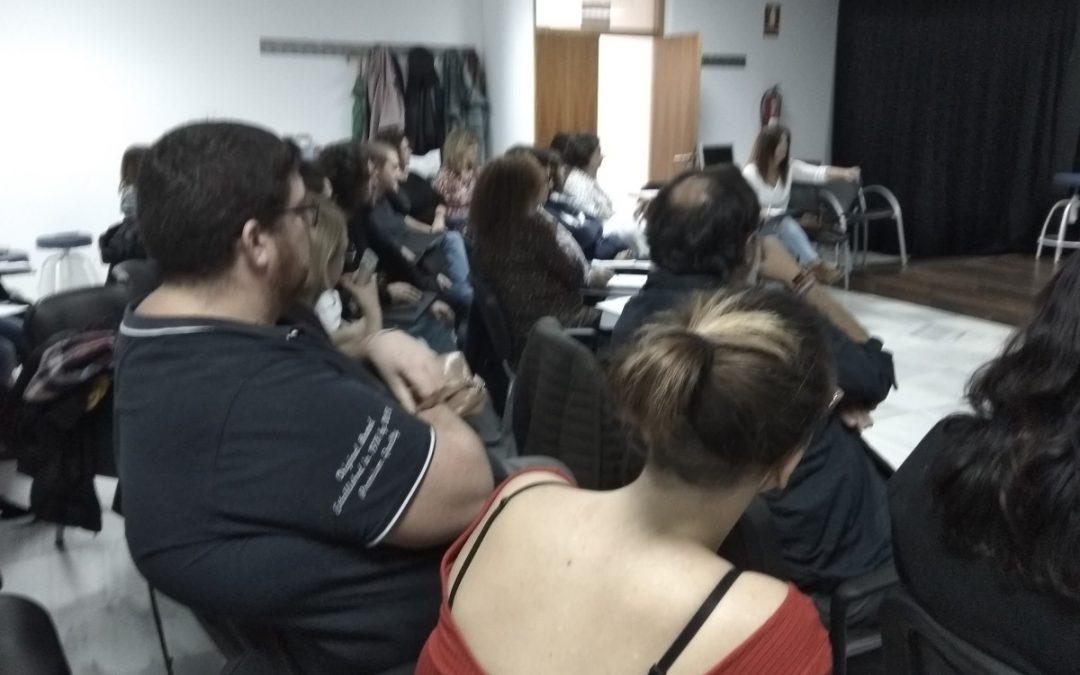 El Círculo Local de Prevención de Maltrato se reúne  en el Centro de Servicios Sociales de La Laguna en Cádiz