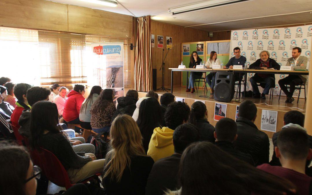 Educulturas conmemora el Día de los Derechos Humanos en el IES García Lorca de Algeciras