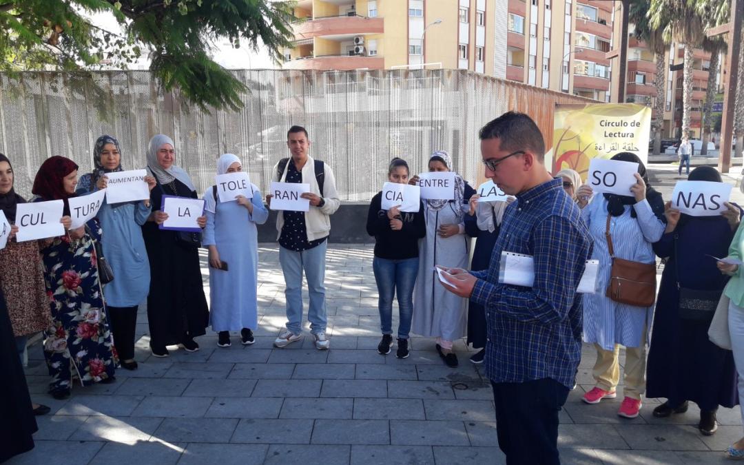 Márgenes y Vínculos organiza una nueva sesión de su Círculo de Lectura el miércoles 19 en el barrio de La Caridad de Algeciras