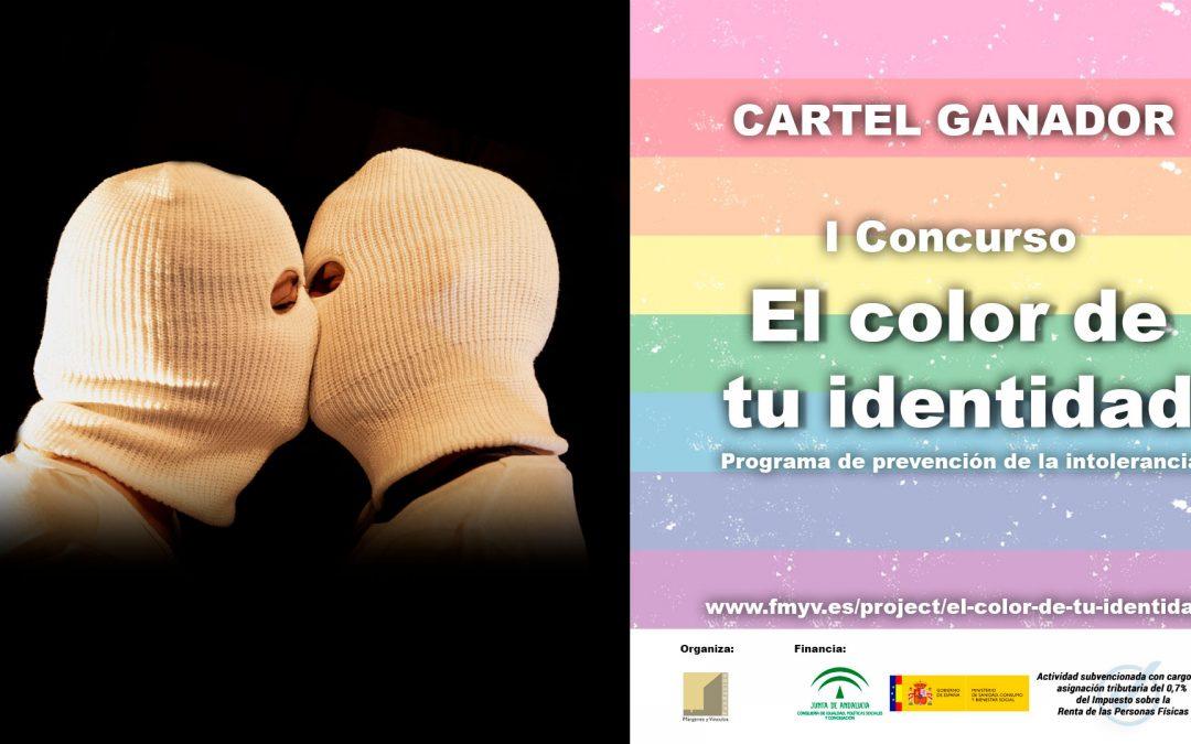 Premiado el cartel ganador del concurso «El color de tú identidad»