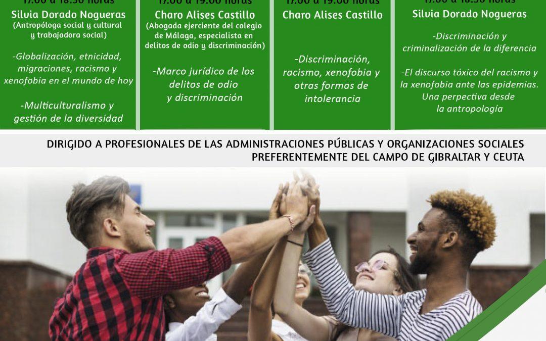 Seminario de Formación sobre la Igualdad de trato, la lucha contra la Discriminación, el Racismo y la Xenofobia