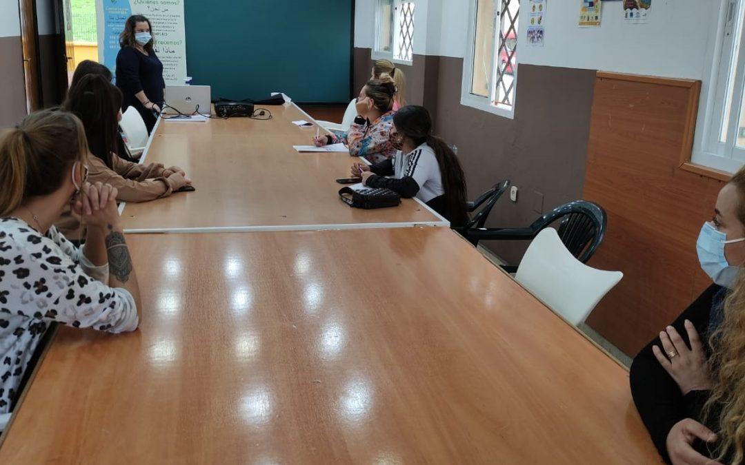 Tu barrio en positivo abre nuevos cursos gratuitos para personas desempleadas de la zona Sur de Algeciras