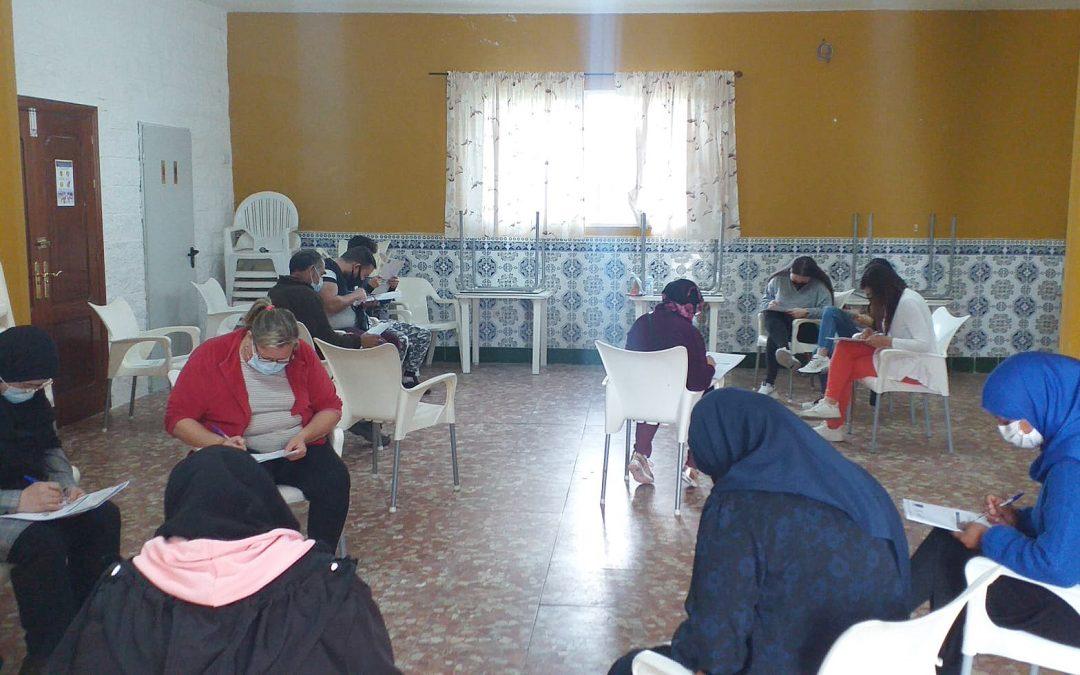 Empieza un nuevo curso de técnicas y habilidades en el sector de la limpieza para desempleadas/os del sur de Algeciras