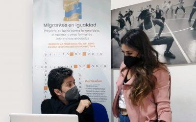 La Fundación Márgenes y Vínculos pone en marcha en Ceuta su proyecto contra el racismo y los delitos de odio