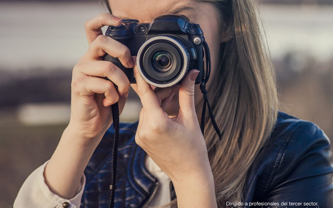 Márgenes y Vínculos organiza un taller de fotoperiodismo para personal de las ONG y estudiantes de comunicación
