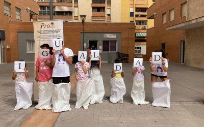 Márgenes y Vínculos organiza talleres sobre igualdad de género y relaciones familiares positivas para madres y sus hijas e hijos